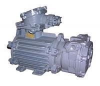 Двигатель асинхронный 2АИМТ132 - фото