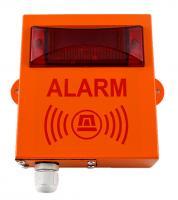 Оповещатели пожарные звуковые Гермет-3 (220 В) - фото