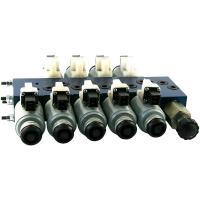 Гидрораспределитель секционный с электромагнитным управлением ГЕС 6.3П - фото