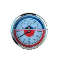 Фото термоманометра 16 bar/120C осевого