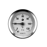 Фото термометра D63мм/L50мм-О- ОСНОВА Т.2