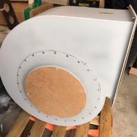 Вентилятор РСС 100/25 с двиг.2ДМШ180 В2 Ом5 - фото