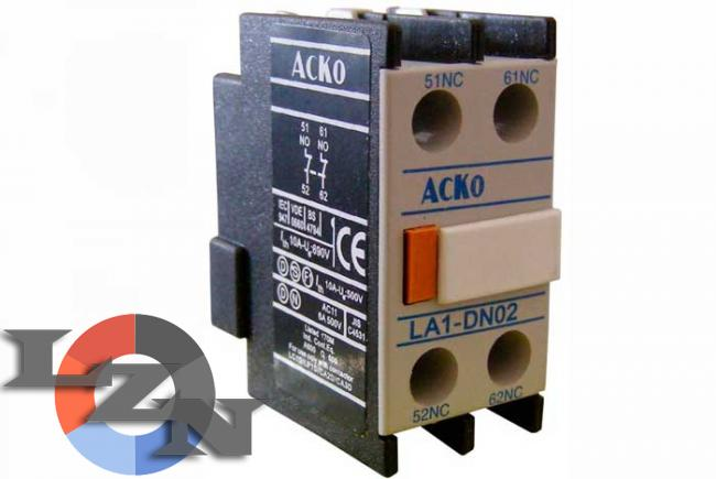 Дополнительный контакт ДК-02 (LA1-DN02) - фото