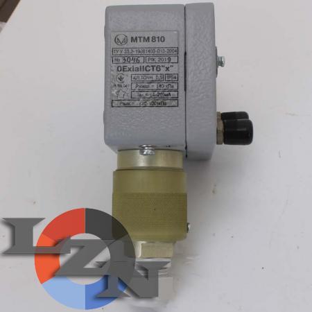 Преобразователь электропневматический МТМ-810 - фото №2